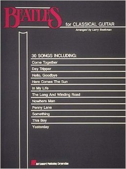 cover of Beatles book