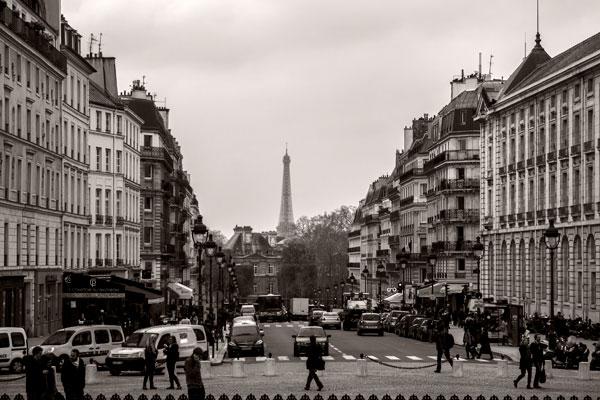 POTD: Pedestrian View