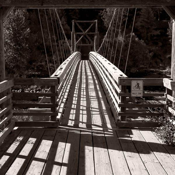 POTD: Swinging Bridge