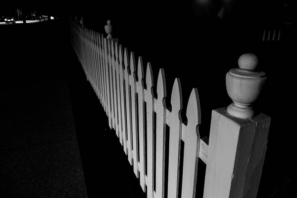 POTD: Fencing the Night