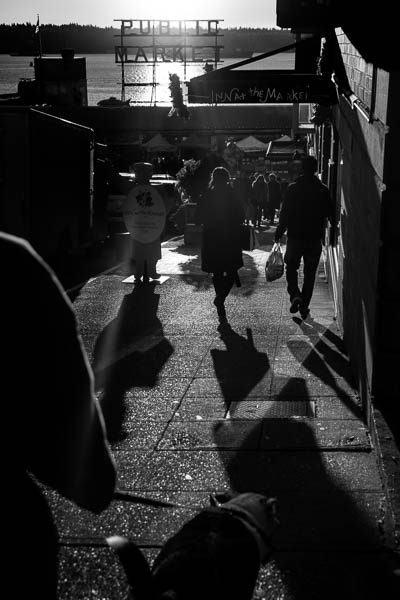 POTD: Late Afternoon Shoppers