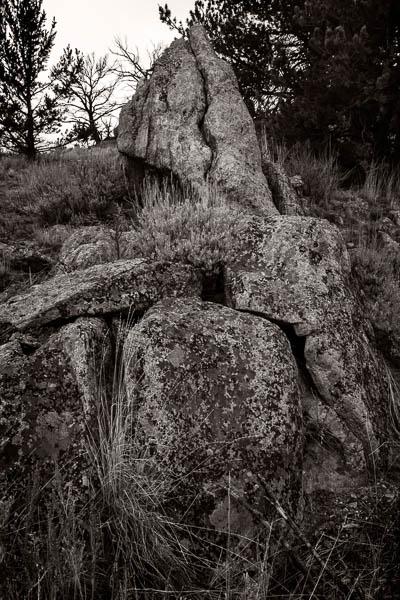 POTD: Split Rock