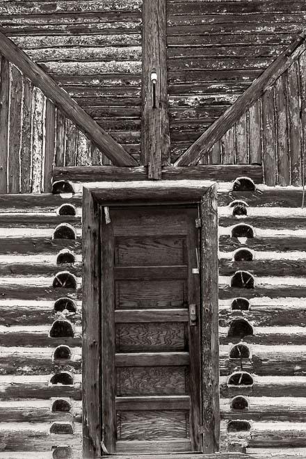 POTD: The Back Door
