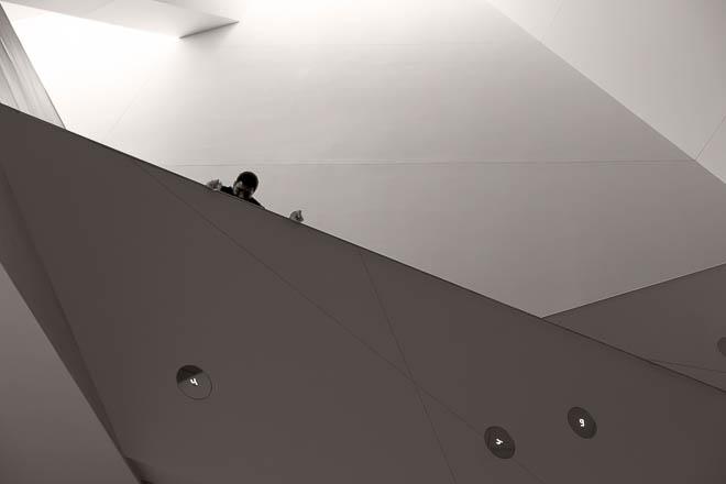 POTD: Looking Down