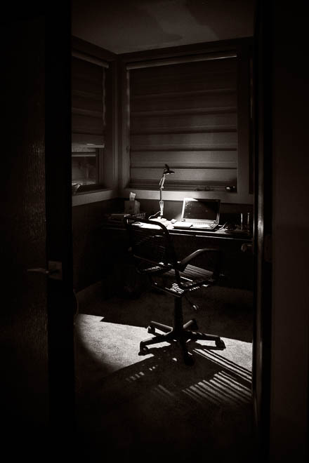 POTD: Late Night at the Office