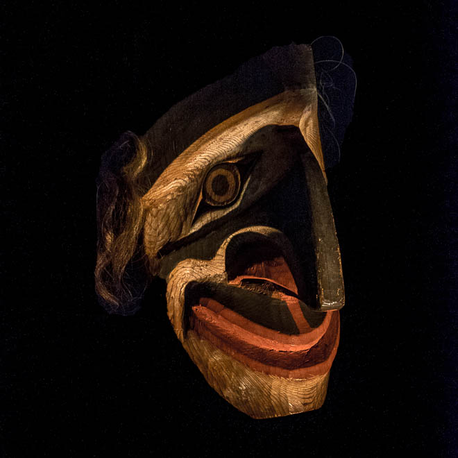 POTD: Smiling Man Mask