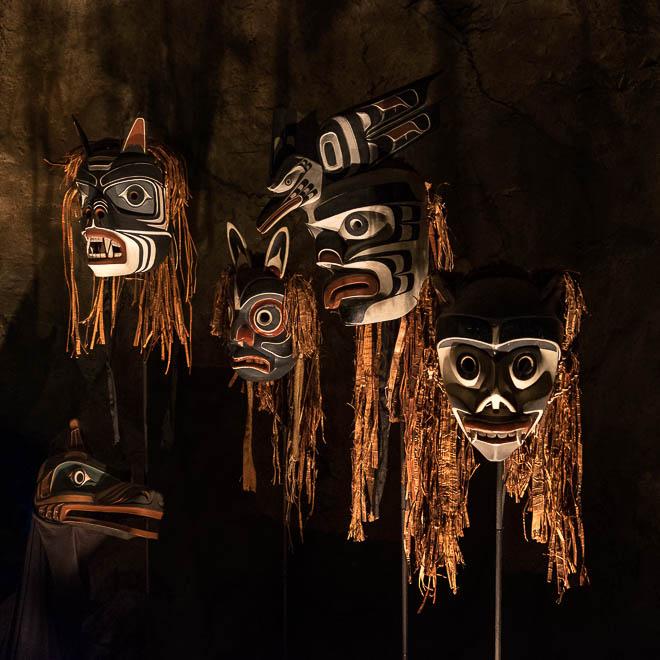 POTD: Cave Masks