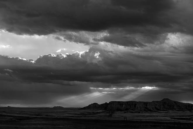 POTD: Storm Over the Badlands #3