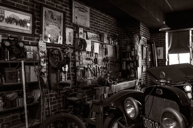 POTD: Out in the Garage