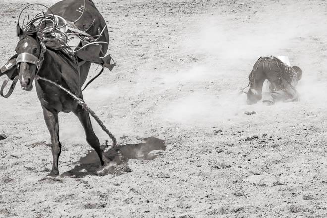 POTD: Left in the Dust