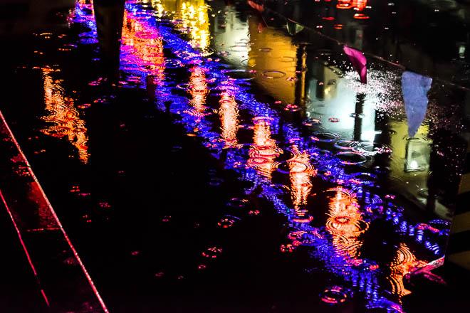 POTD: Rainy Night in Shanghai #2