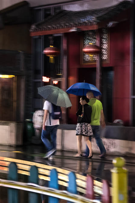 POTD: Rainy Night in Shanghai #5