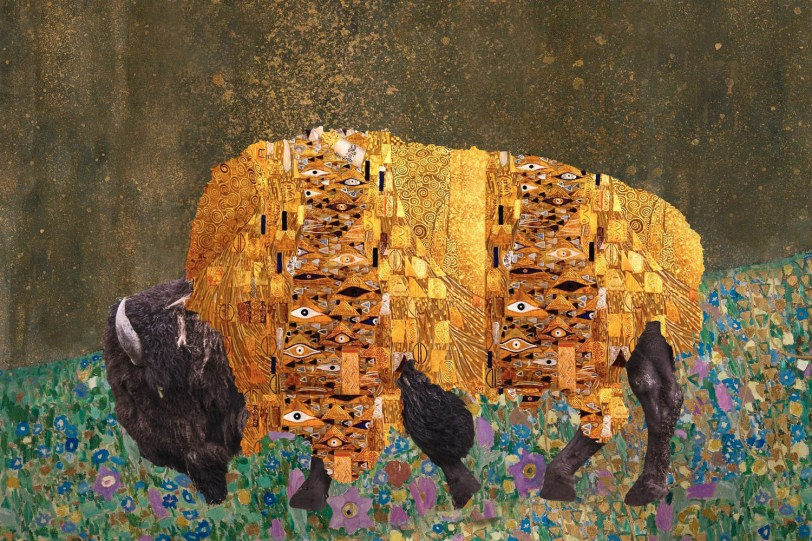 Klimt in Yellowstone