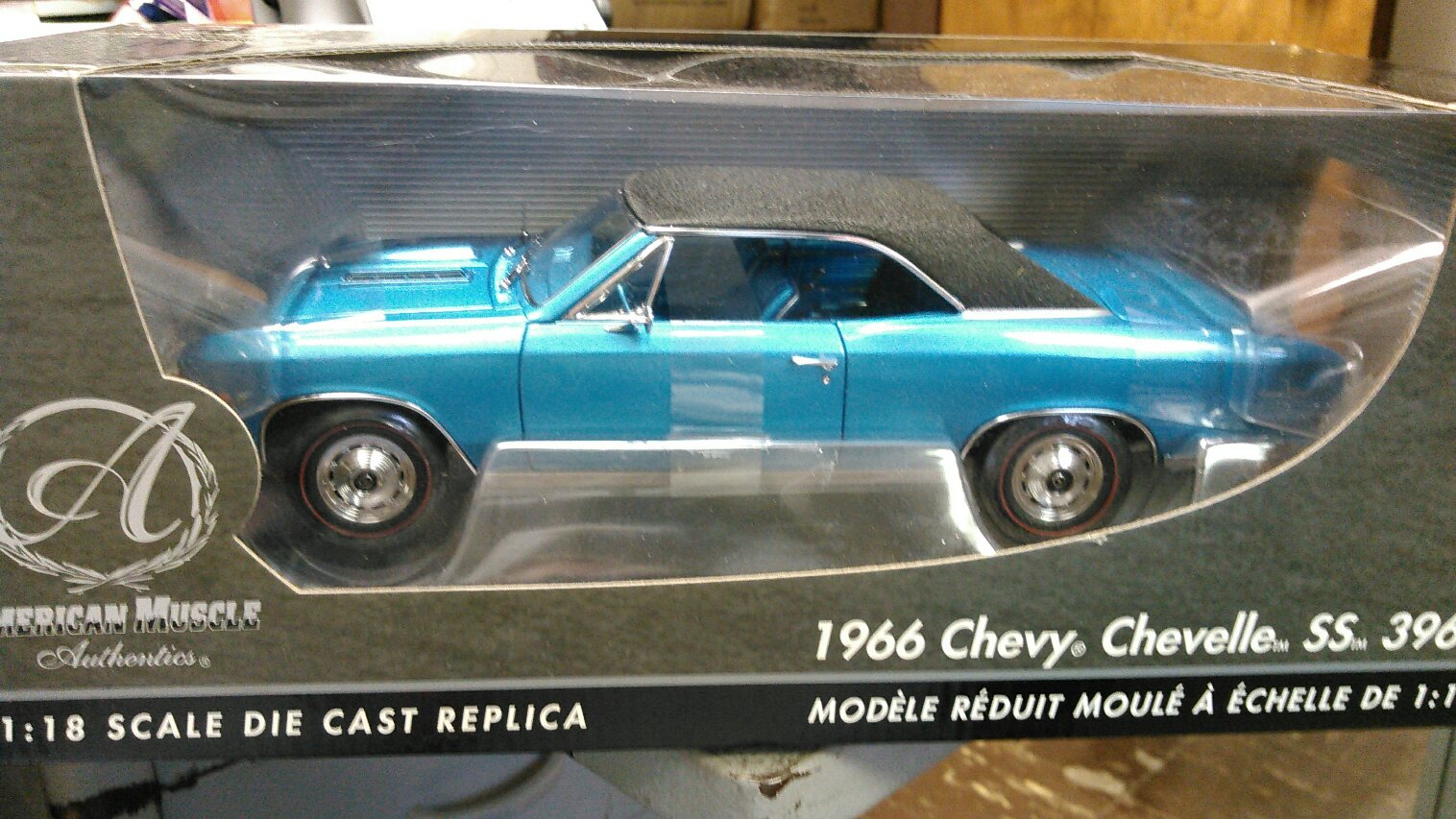 1966 Chevy Chevelle Ss 396 Chase Car Larrys Diecast Cars Chevrolet