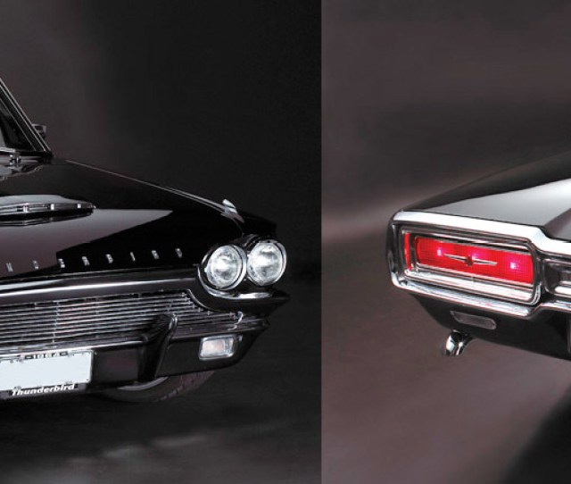 Browse 1958 1966 Ford Thunderbird Products