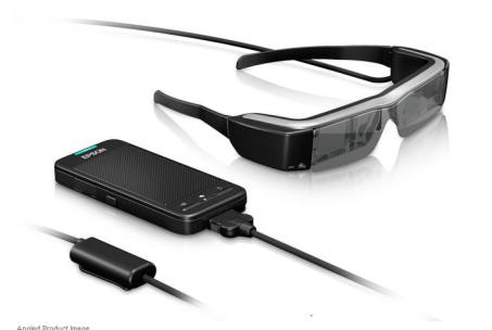 Moverio -- $700 glasses from Epson