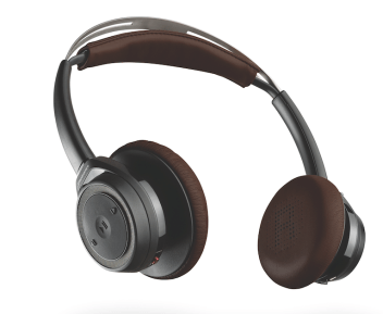 Plantronic BackBeat Sense wireless headphobes