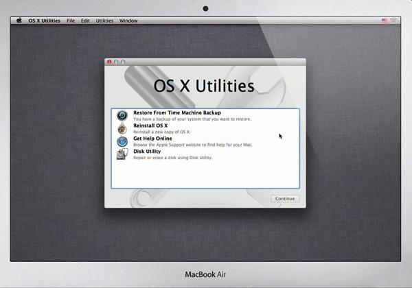 OS X Restore Utilities | LarryTalksTech.com