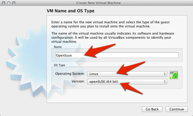 VB_3 Install Linux On VirtualBox With Mac Host How To Linux OS X