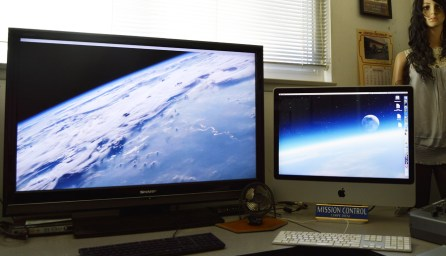 iMac with HDTV monitor | larrytalkstech.com