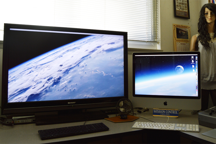 iMac with HDTV monitor | larrytalkstech.com