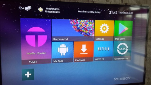 TVMC-1024x576 Android TV Box Review Nexbox A1 S912 Audio Home Theater Product Reviews