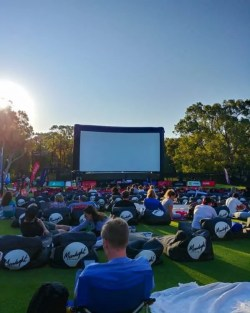 Moonlight cinema Australië Perth