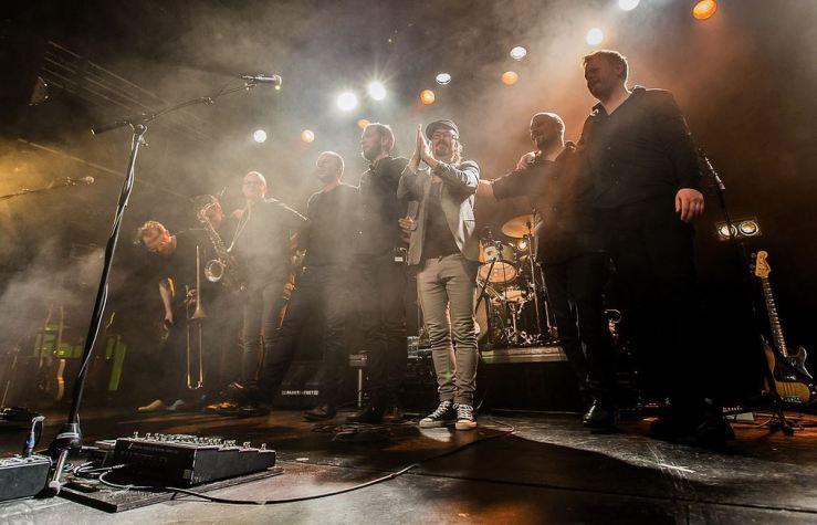 Ole Børud Band på Parkteatret