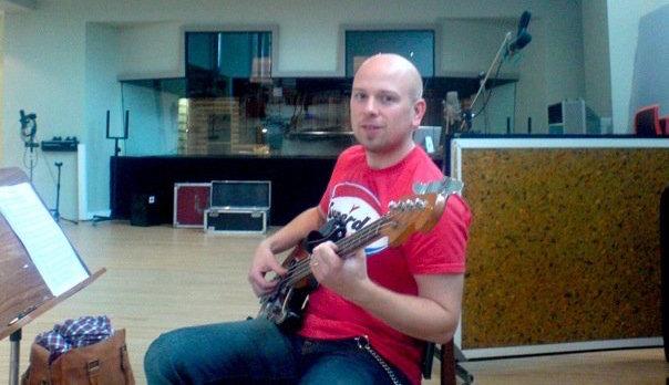 Lars-Erik Dahle i Rainbow Studio