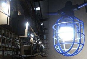Luces de cadena extendidas a 1 milla para aplicaciones de iluminación de túneles