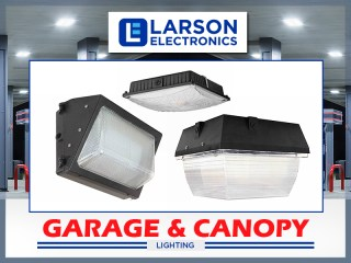 Garage & Gas Station Canopy Lights