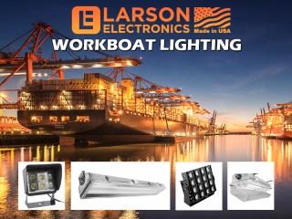 Industrial Workboat Lighting