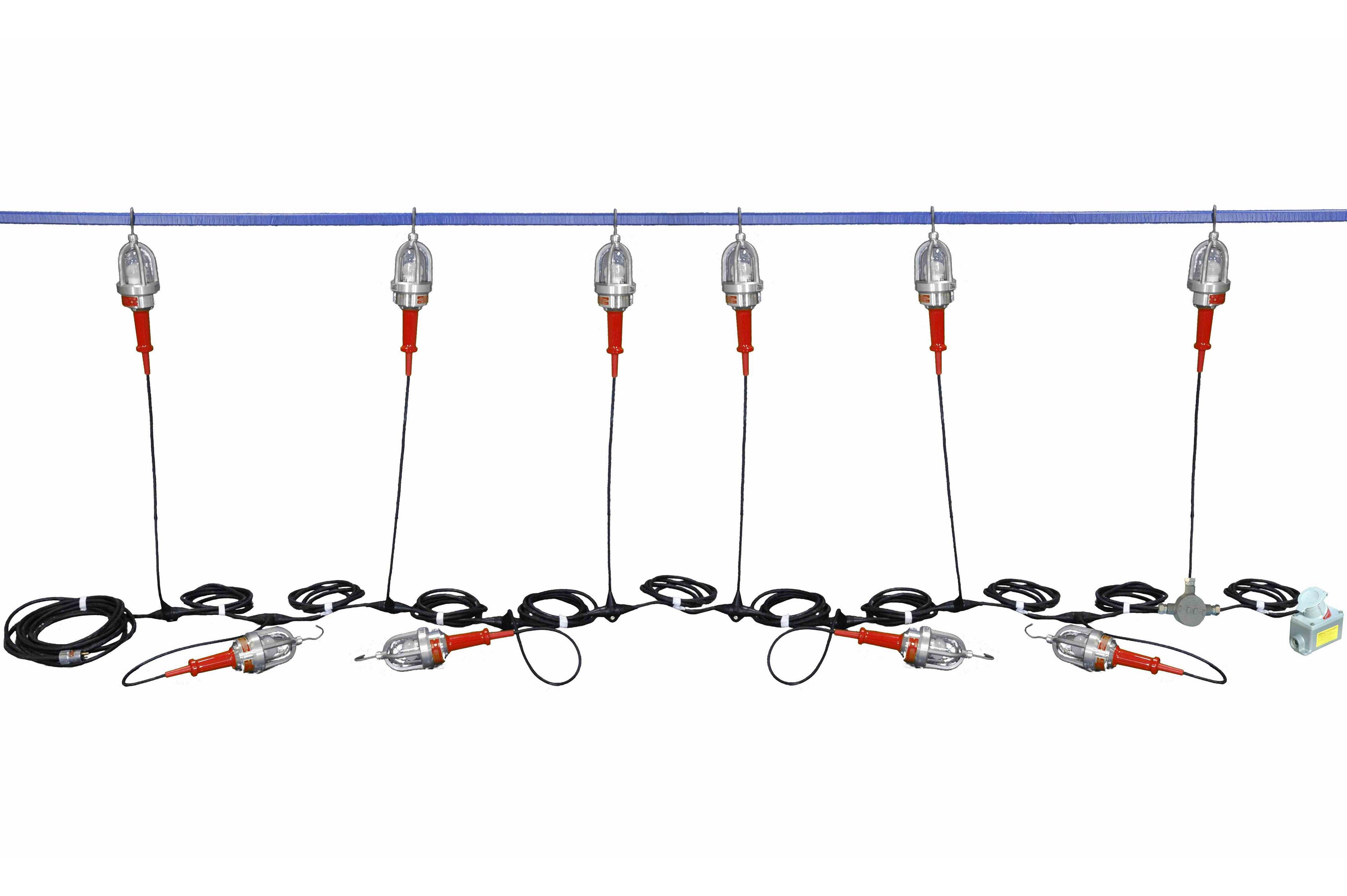 Explosion Proof Led String Lights