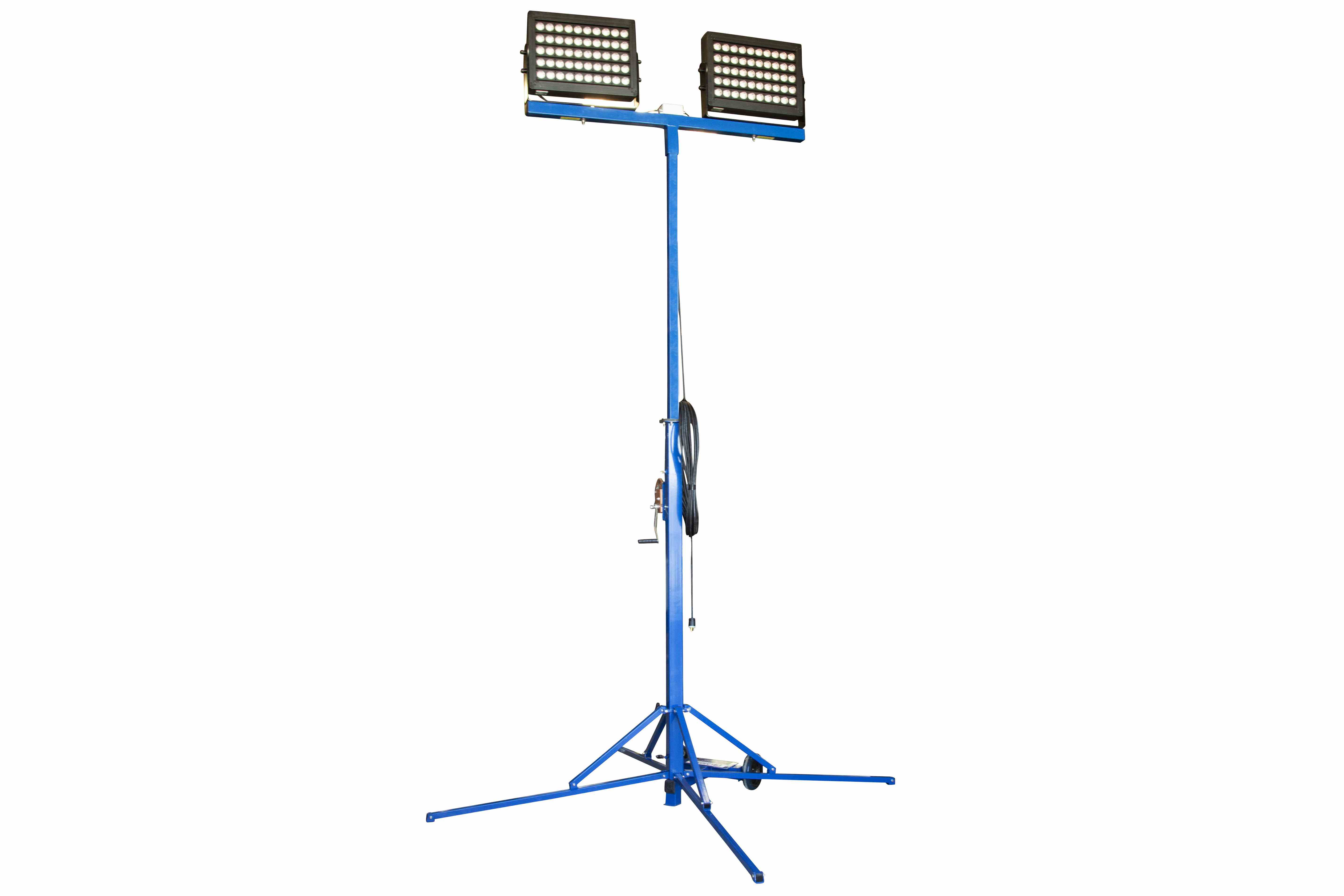 Watt Work Area Led Light Tower