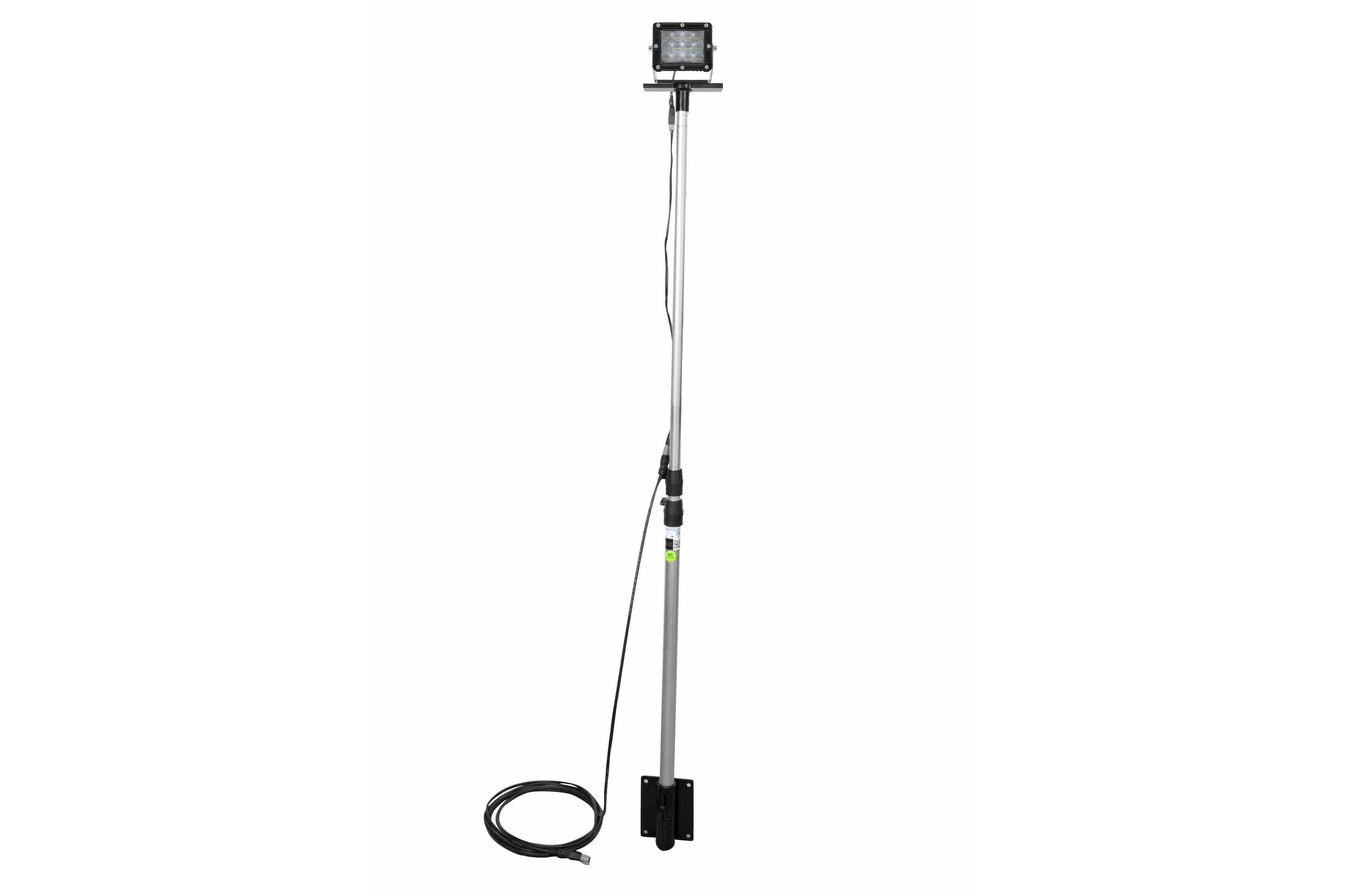 60w Led Pole Light
