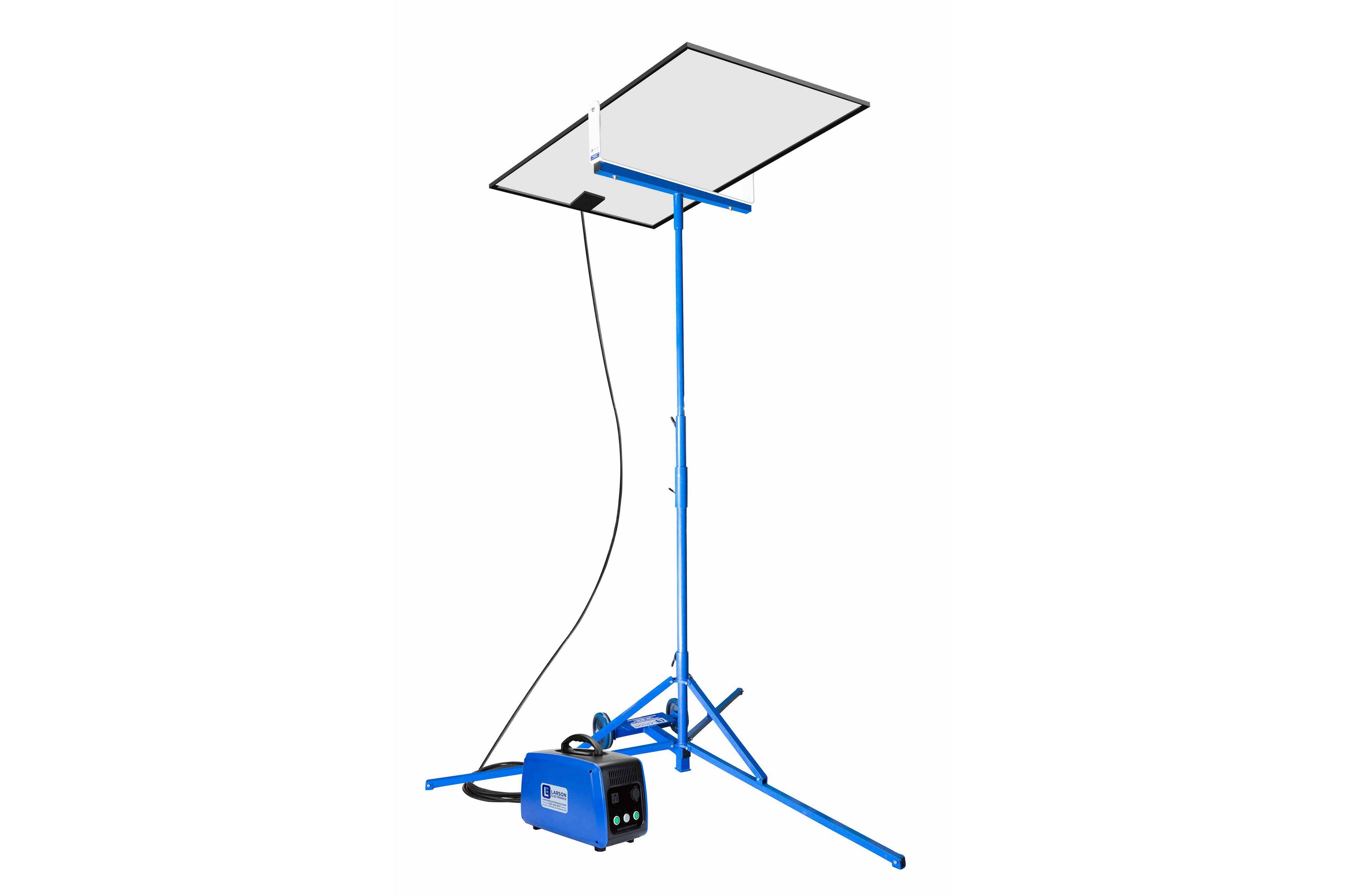265w Portable Solar Panel System
