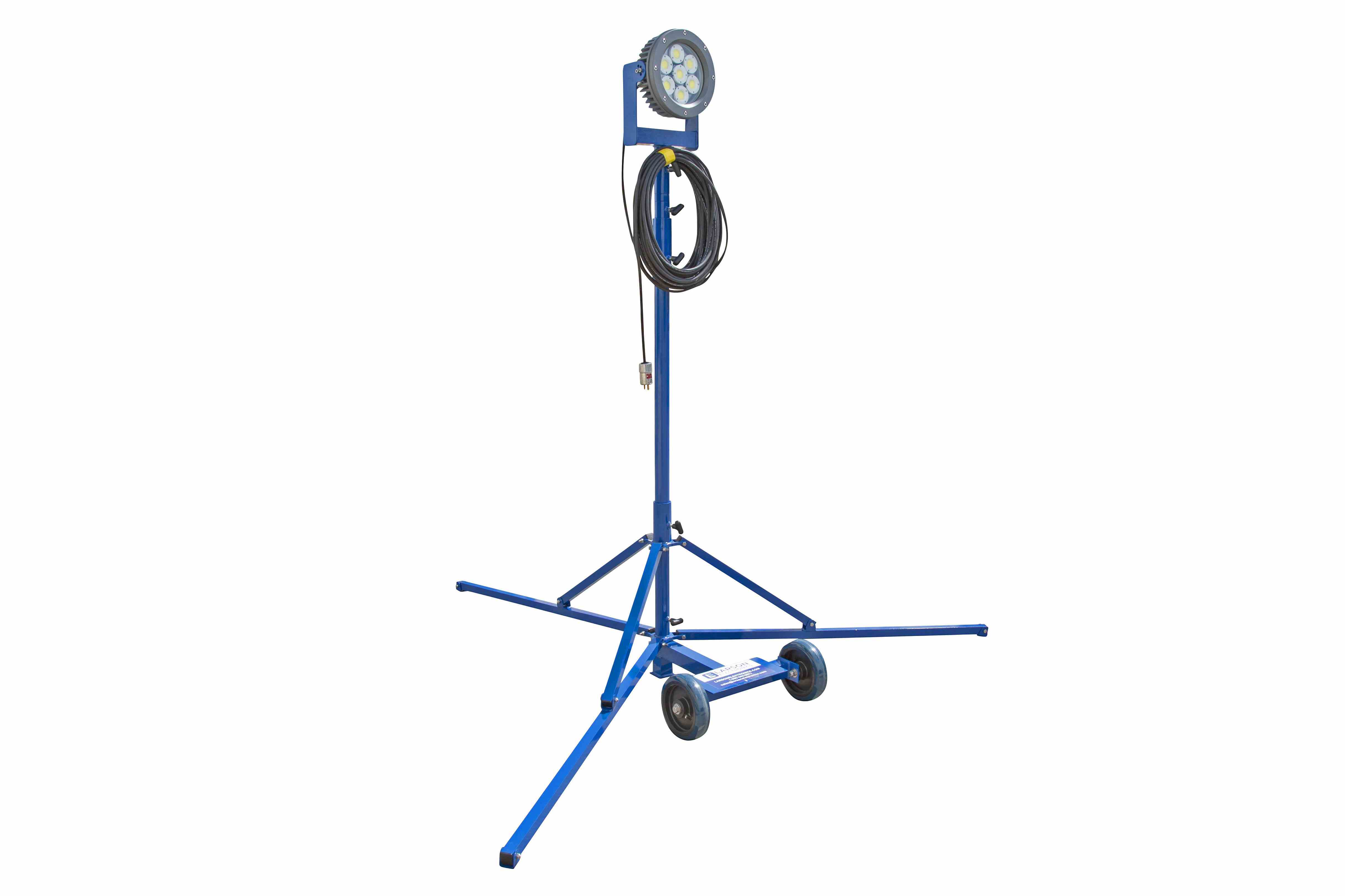 120w Explosion Proof Led Light Tower