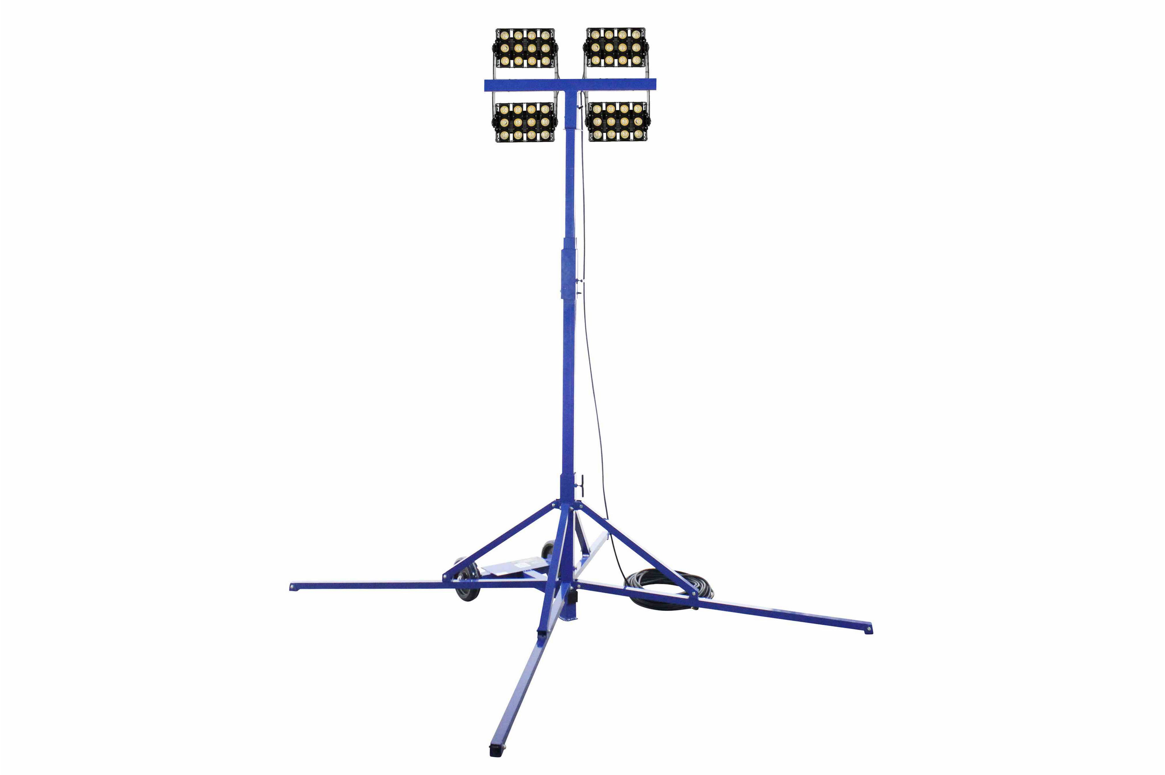 400 Watt Work Area Led Light Tower