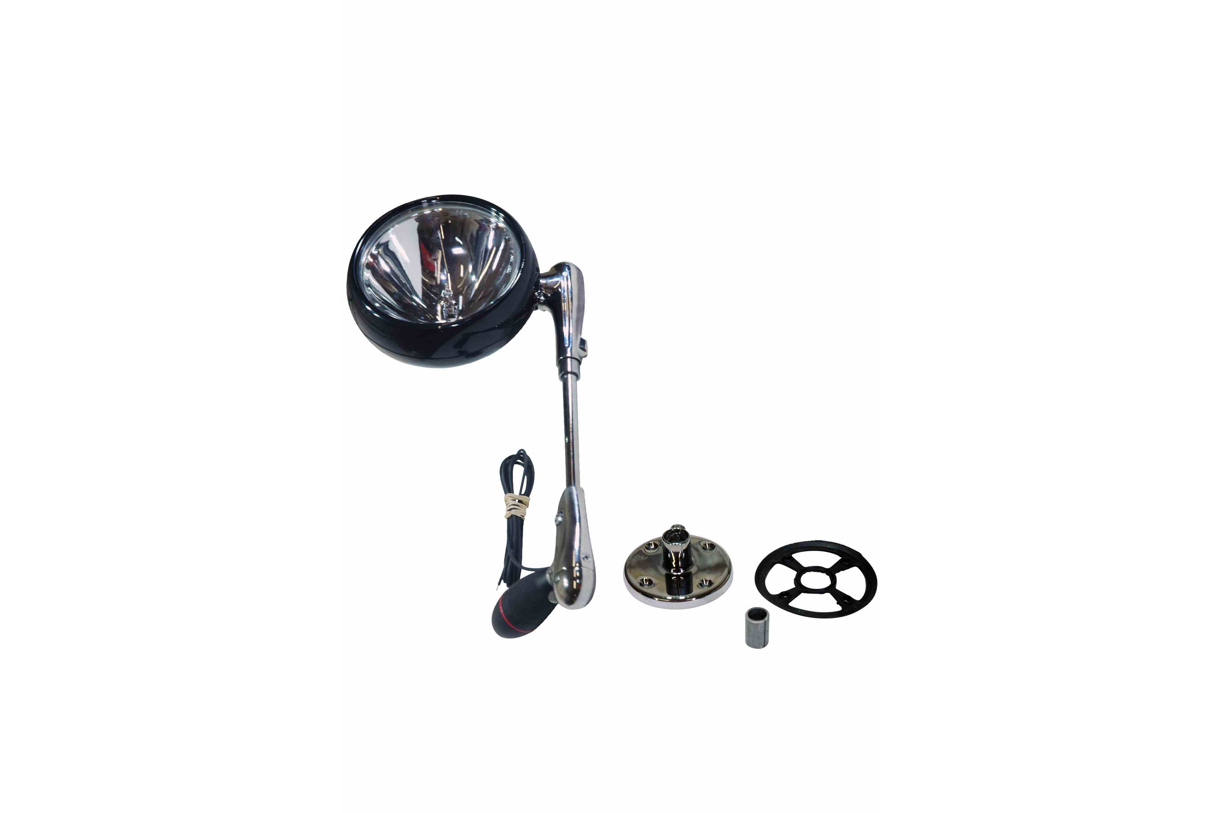 Roof Mount Light Rfm 17 5 24 24v Dc W 17 5 Inches Of Post From Center Of Lamp To Center Of