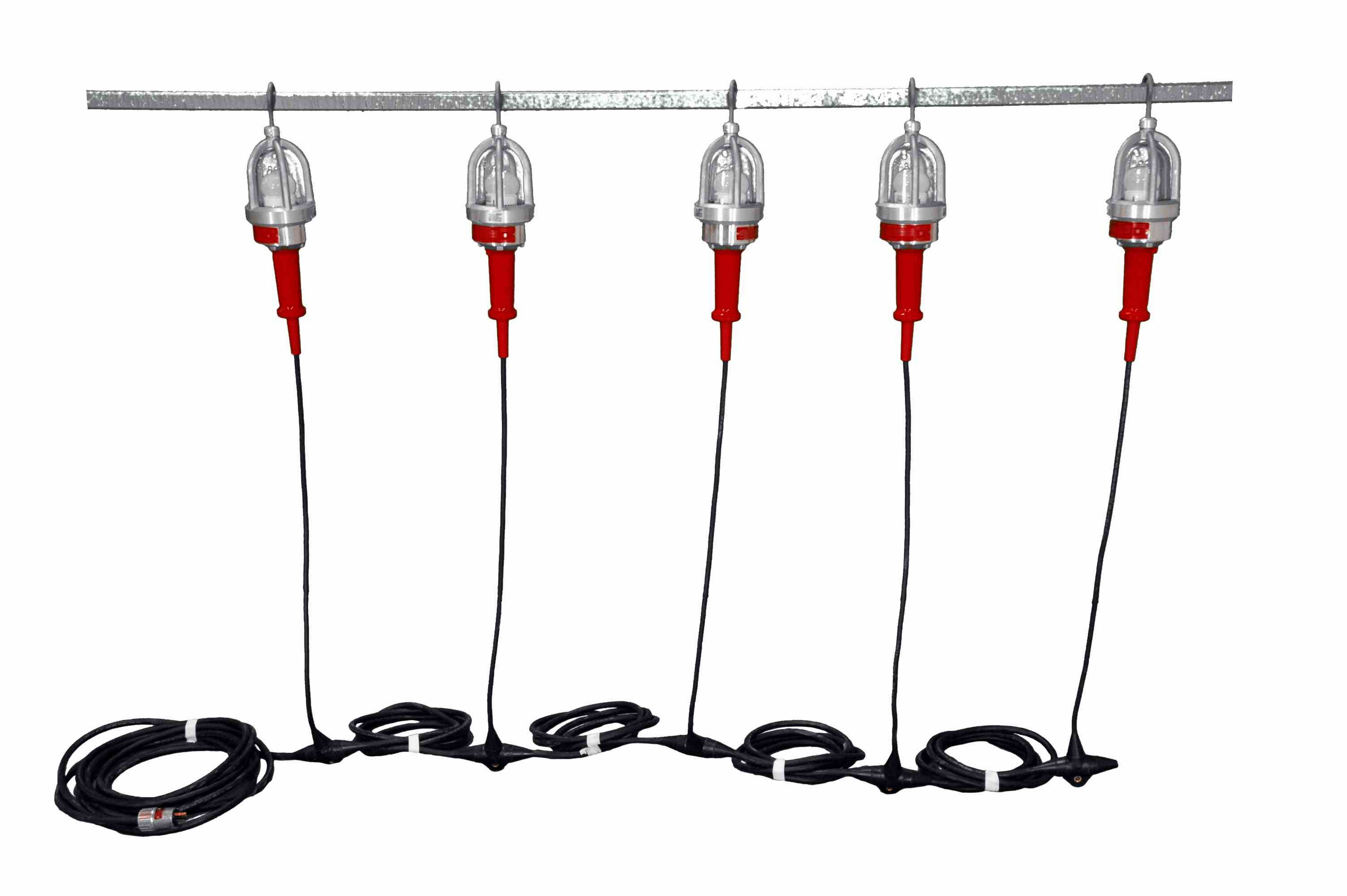 100 Ft Explosion Proof String Lights
