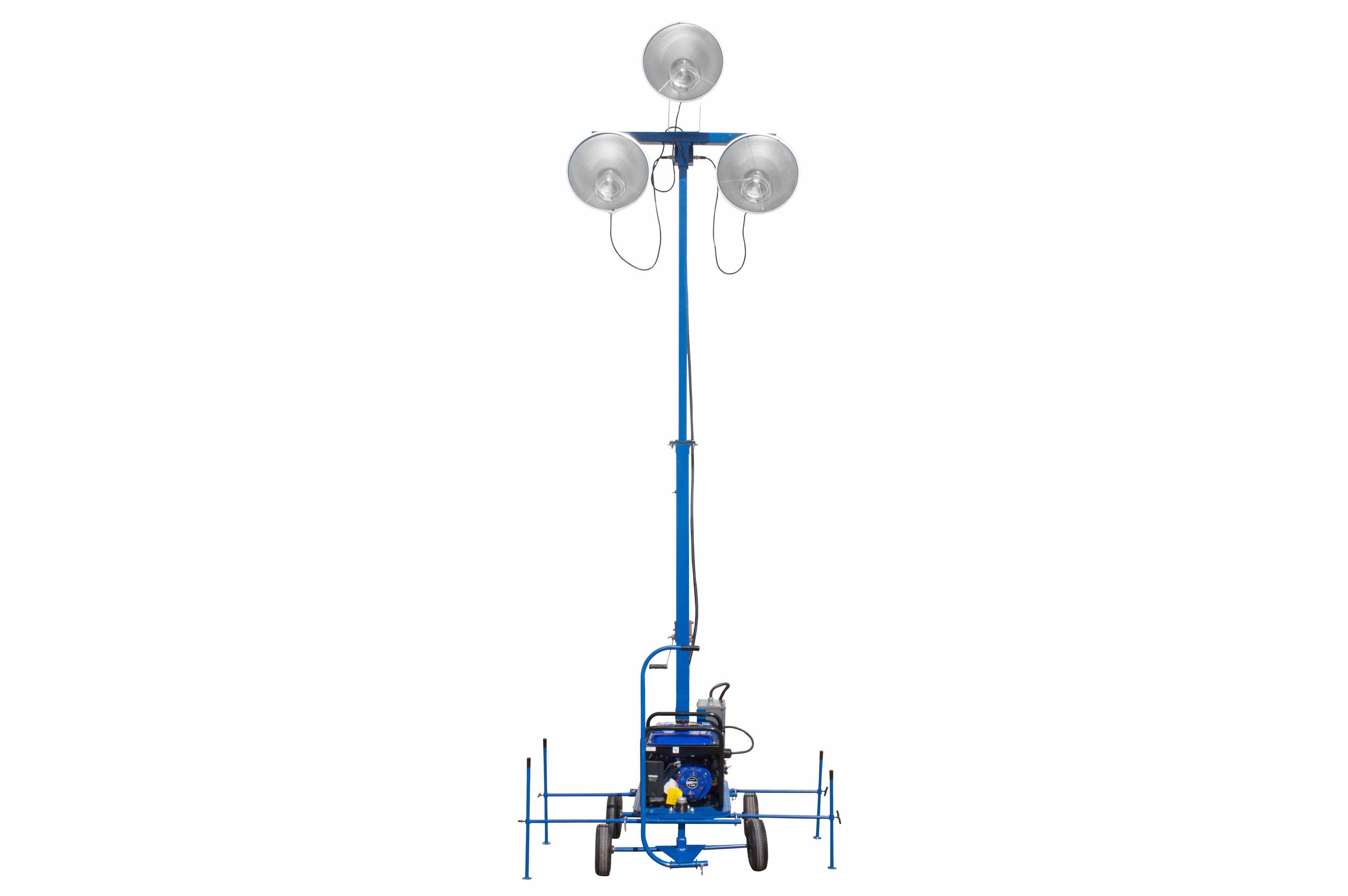 Watt Mini Light Tower With Va Generator