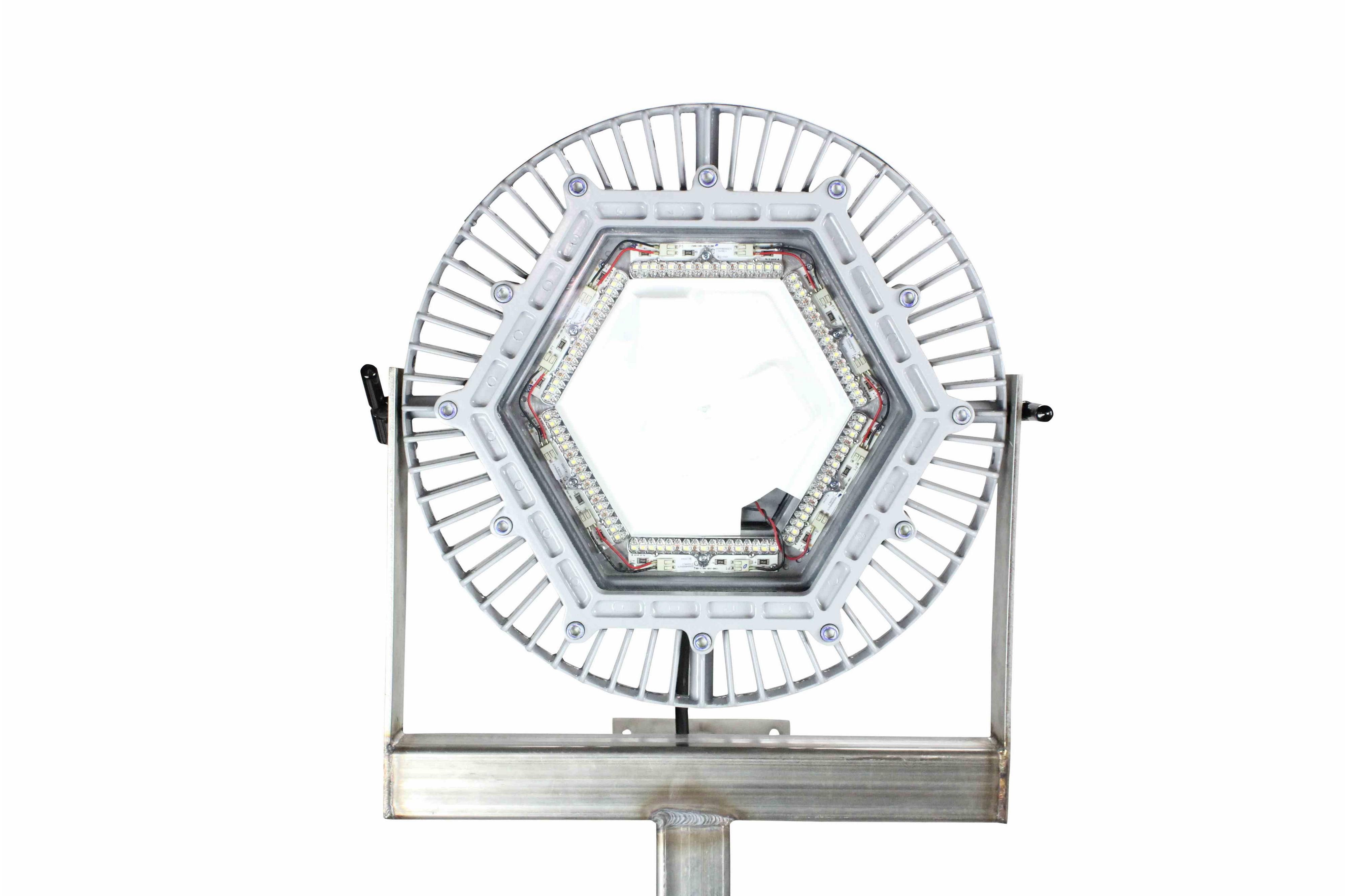 150 Watt Explosion Proof Group B Hydrogen Led Light Fixture