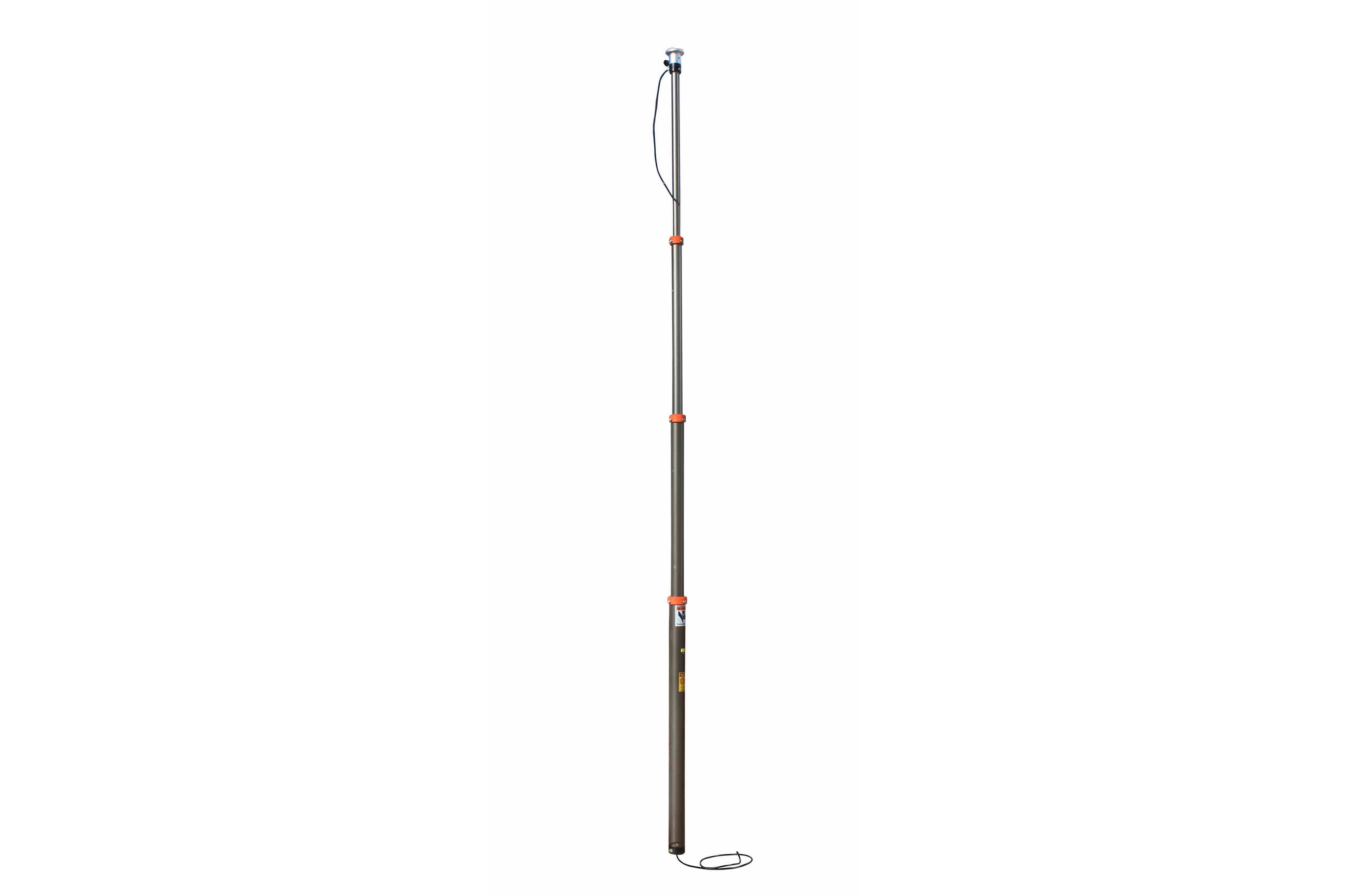 Larson Electronics Releases A Thirteen And A Half Foot Pneumatic Telescoping Light Mast