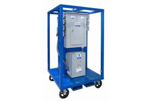 15 KVA Power Substation  480V to 120240V 1PH  20' #84W