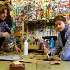 L'Atelier L'Art et la Matière : atelier de groupe et Art Thérapie