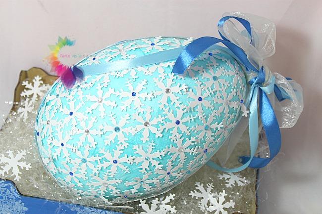 Uovo Di Pasqua Polistirolo Decorazione Uova Con Sorpresa