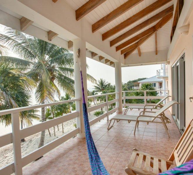 Placencia Belize 2BR Oceanfront Suites-1