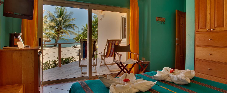 Placencia Belize Ocean View Room
