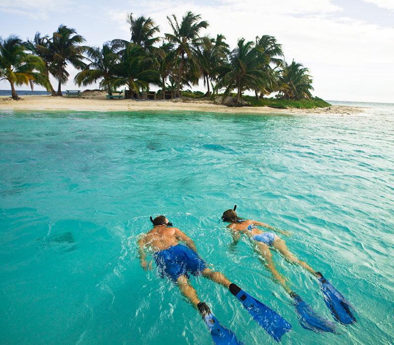 placencia belize snorkeling tours