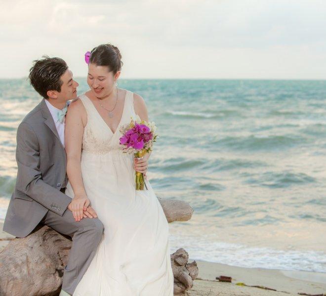 placencia-belize-beach-wedding-couple-8